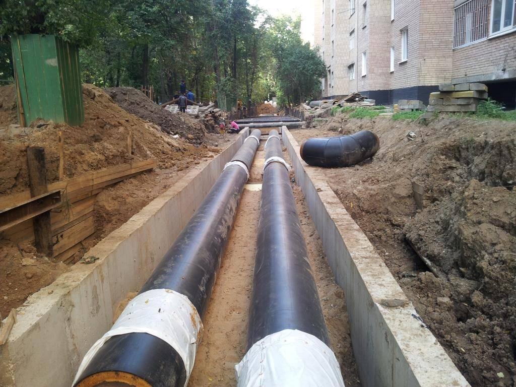 Прокладка водопровода из пнд трубы в земле технология и правила проведения монтажных работ