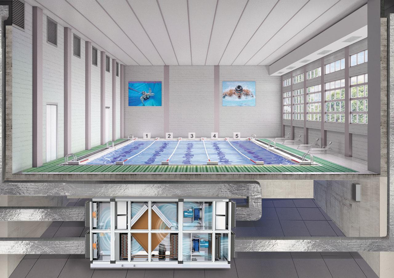 Осушители воздуха для бассейна: какими бывают и как подобрать?