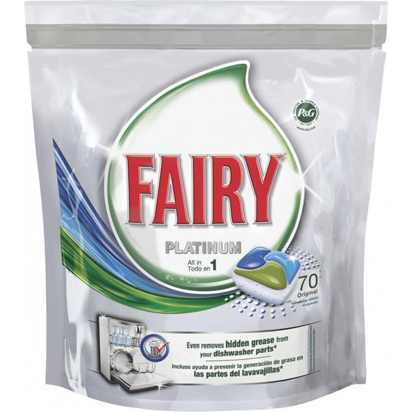 Таблетки fairy для посудомоечной машины: обзор продуктовой линейки и отзывы покупателей
