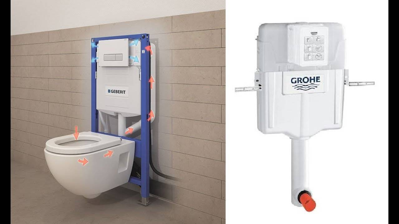 Ремонт унитаза: поломки и способы их устранения | ремонт и дизайн ванной комнаты