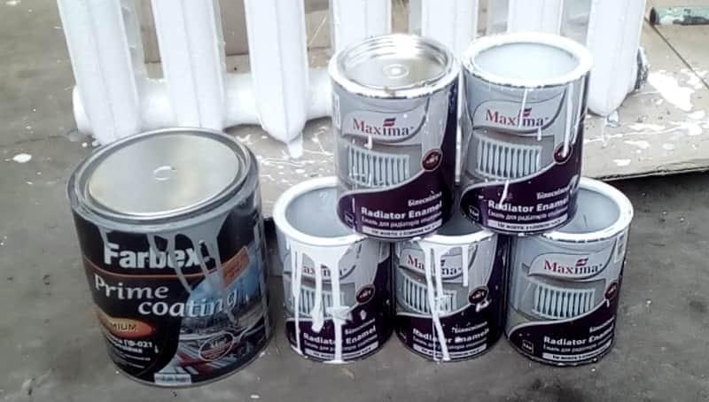 Как покрасить ванну в домашних условиях: какую краску для чугунной ванны использовать