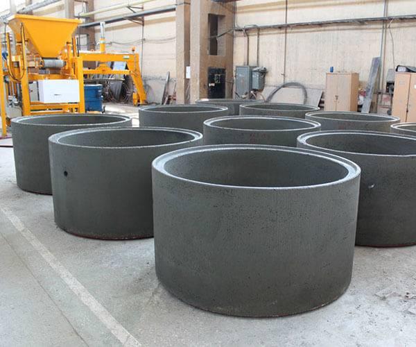 Железобетонные кольца для колодцев: разновидности конструкций, рекомендации по устройству
