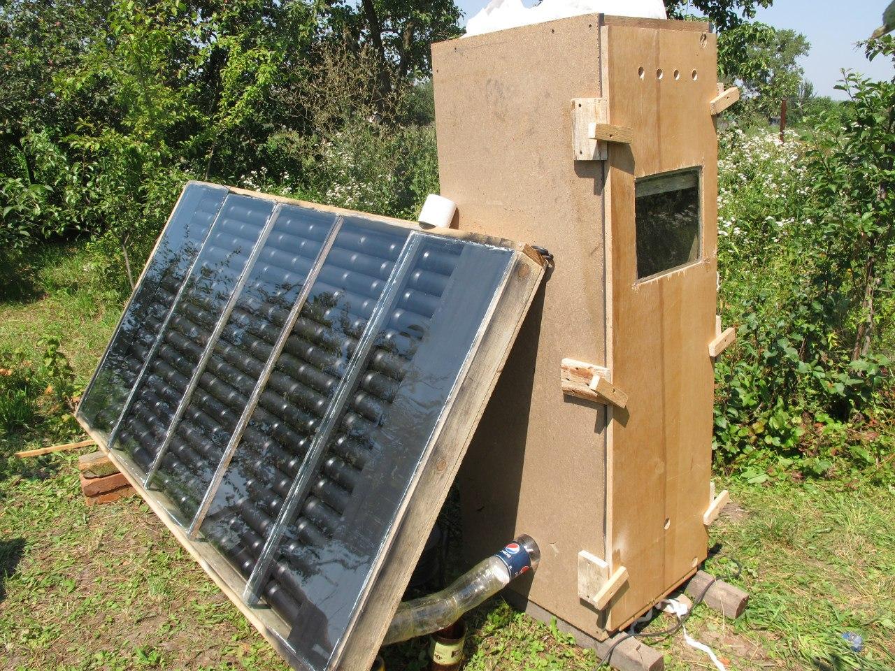 Воздушный солнечный коллектор для отопления дома своими руками: принцип работы, сборка устройства