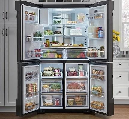 Какой холодильник лучше: samsung или bosch