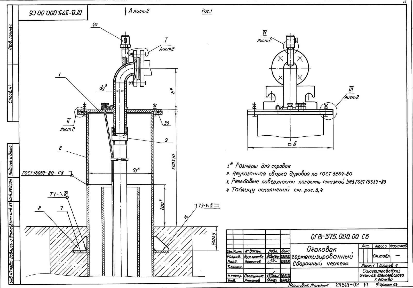 Как сделать оголовок для скважины своими руками - пошаговая инструкция по изготовлению