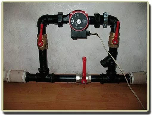 Водяные циркуляционные насосы для систем отопления частных домов