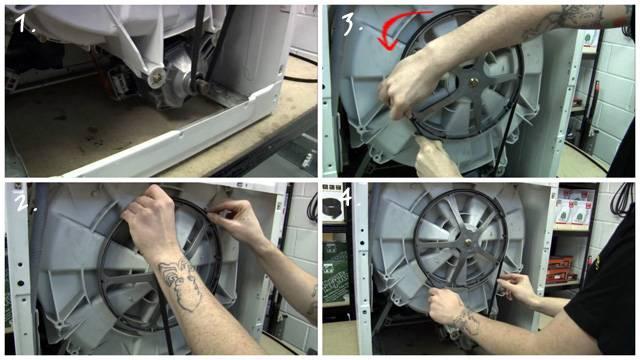 Не крутит барабан в стиральной машине индезит - причины