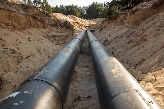 Способы прокладки газопроводов