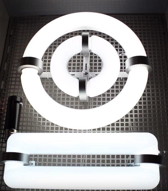 Индукционные лампы: конструкция и принцип действия