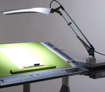 Светодиодные настольные лампы — обзор моделей и лидирующих на рынке марок