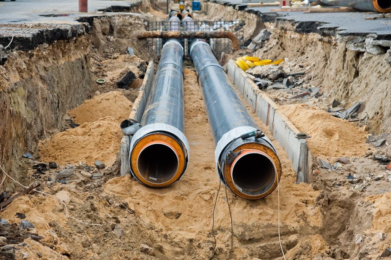 Прокладка водопровода в земле: глубина, особенности, утепление