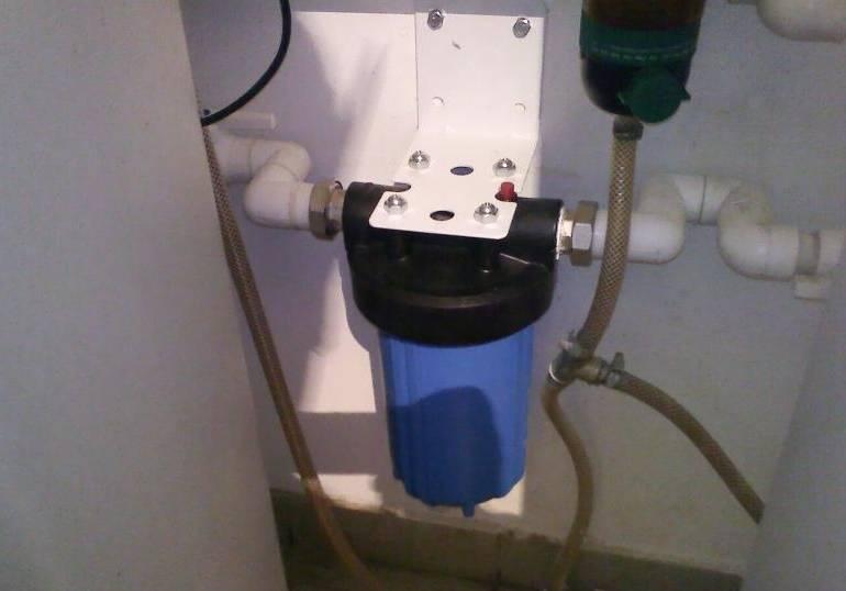 Фильтр для стиральной машины при плохой воде: проточный фильтр подачи воды
