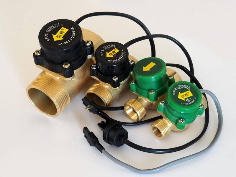 Реле протока воды — устройство, принцип работы, подключение и регулировка