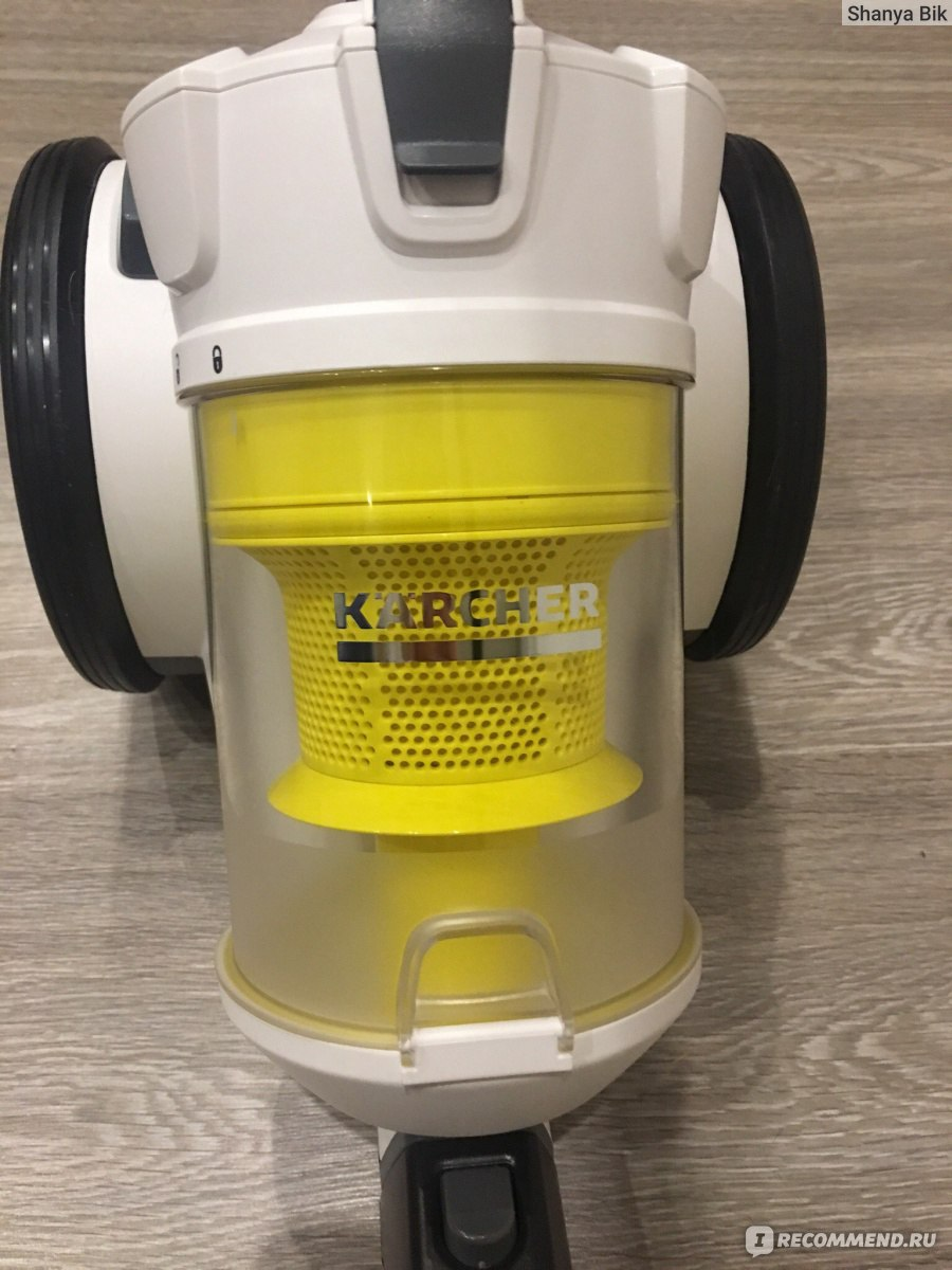 Обзор пылесоса Karcher VC 3: идеальный уборщик гладких поверхностей