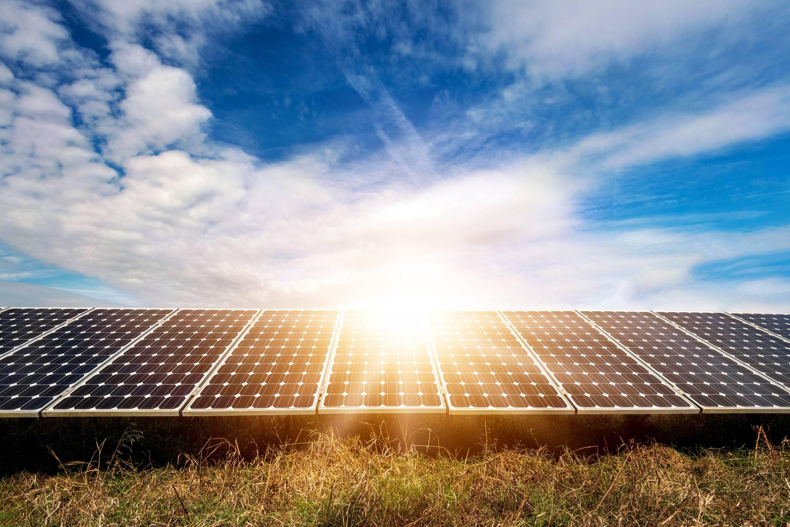 Солнечная энергия как альтернативный источник энергии: схемы - точка j