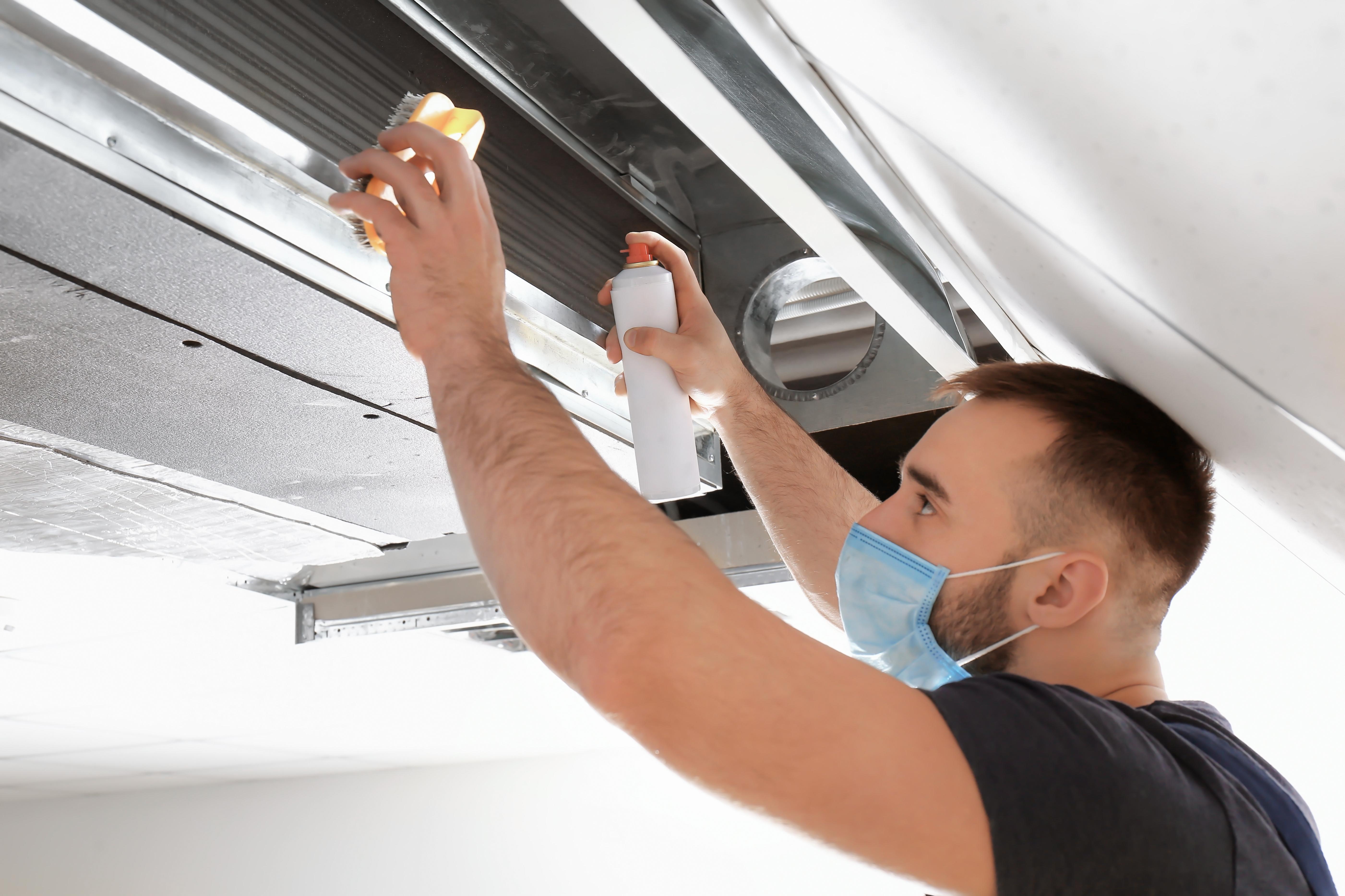 Скачать инструкция по проведению очистки и дезинфекции систем вентиляции и кондиционирования воздуха скачать госты бесплатно
