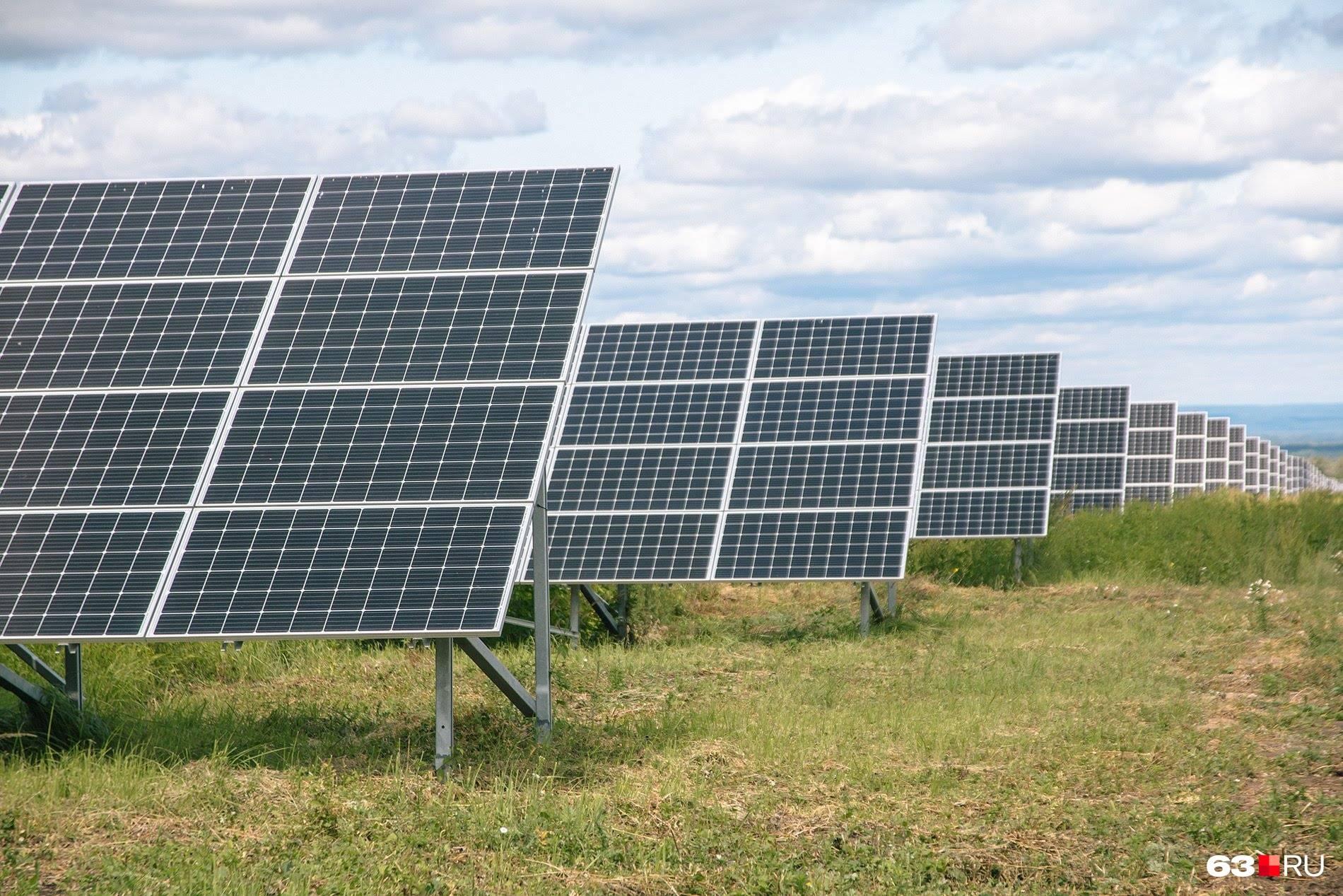 Проблемы преобразования солнечной энергии в электрическую