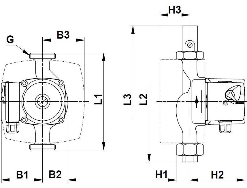 Циркуляционные насосы grundfos для отопления — характеристики и критерии выбора