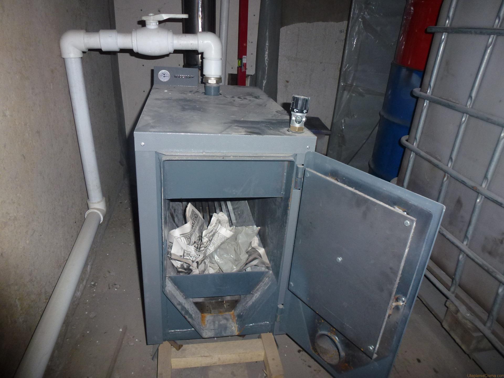 Отопление в гараже от электричества