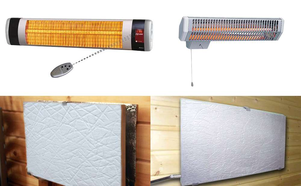 Советы по выбору электрического инфракрасного обогревателя