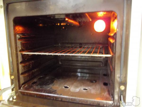 Гефест плита как включить духовку