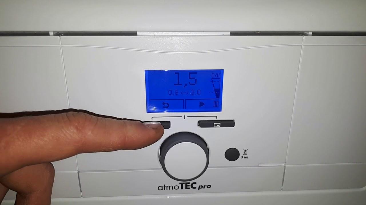 Как сбросить коды ошибок газового котла vaillant (вайлант)