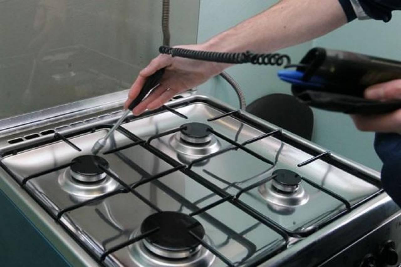 Отключение газовой плиты на время ремонта и устранение различных неполадок своими руками