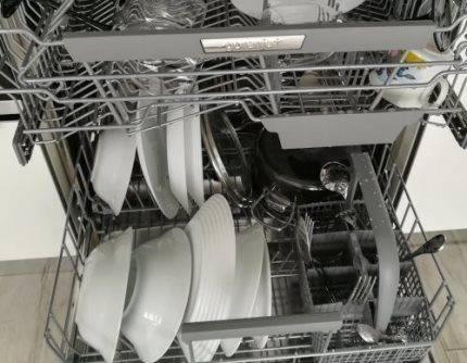 Посудомоечная машина bosch smv44ix00r silenceplus: отзывы, инструкция по монтажу, технические характеристики, встраиваемая