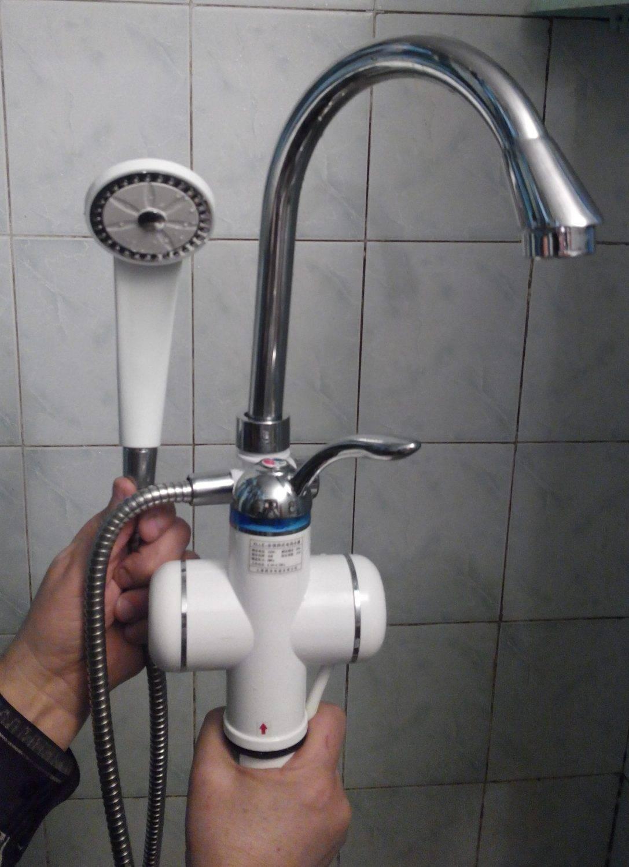 Кран водонагреватель преимущества и недостатки