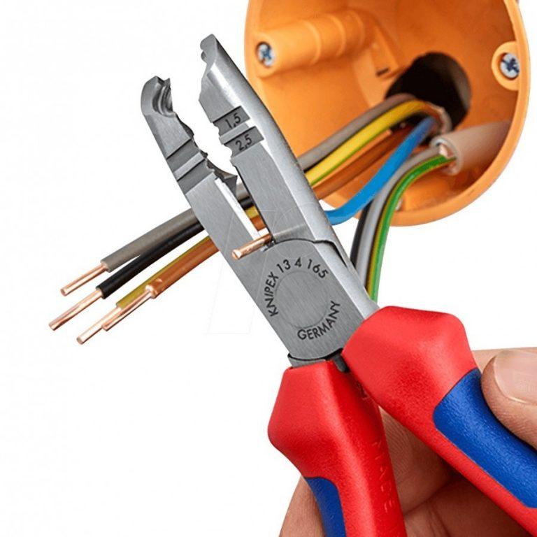 Зачистка проводов: 115 фото обработки проводов и особенности их подключения