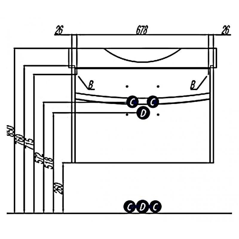 Кронштейн для раковины видео-инструкция по монтажу своими руками, особенности изделий для установки на стену, цена, фото