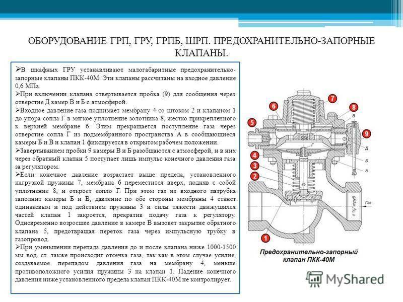 Как выбрать предохранительный клапан сброса давления в котле