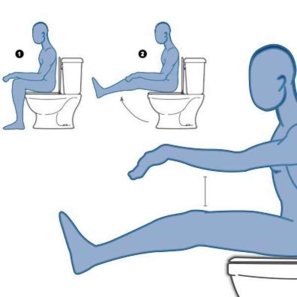 10 ошибок, которые вы совершаете в туалете ежедневно