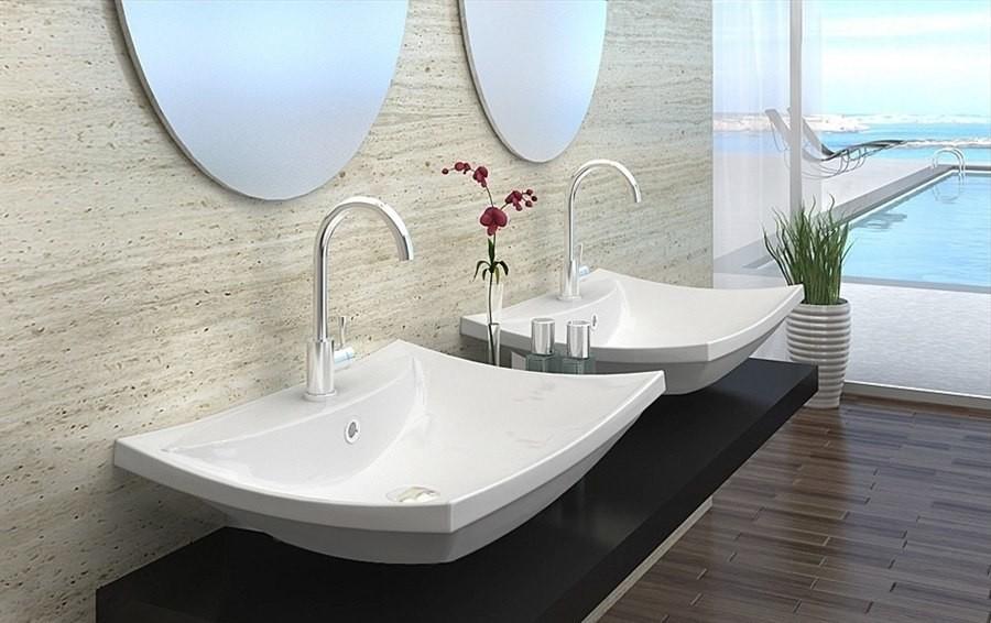 7 советов по отделке ванной комнаты обоями: выбор и поклейка | строительный блог вити петрова