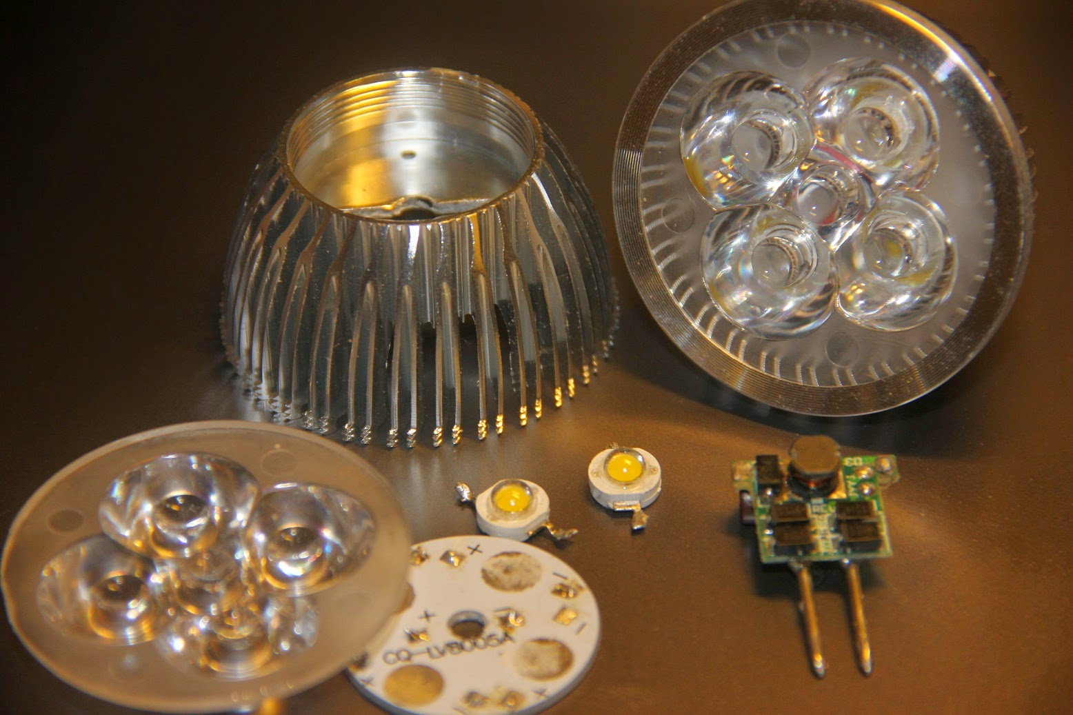 Ремонт светодиодной лампы своими руками