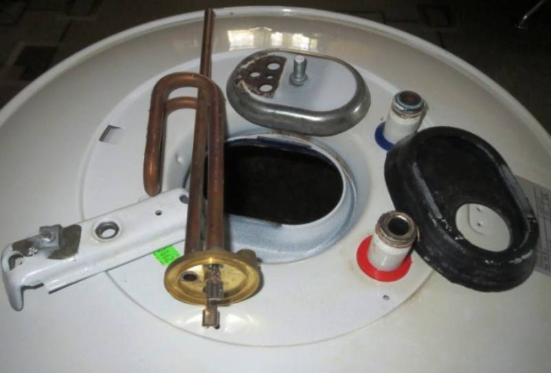 Как выполнить замену тэна водонагревателя аристон - инструкция. жми!