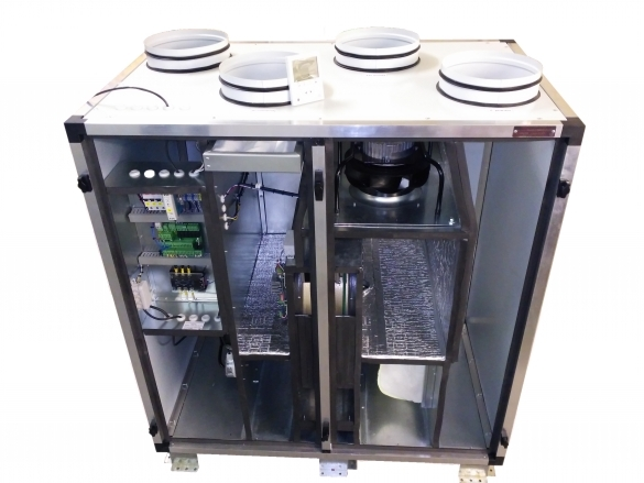 Сравнительный обзор систем вентиляции и кондиционирования воздуха