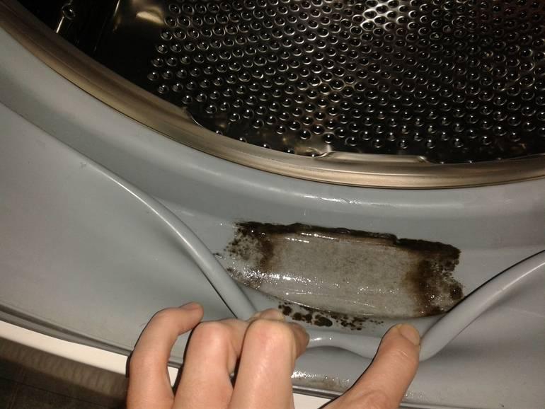 Как почистить лоток стиральной машины?