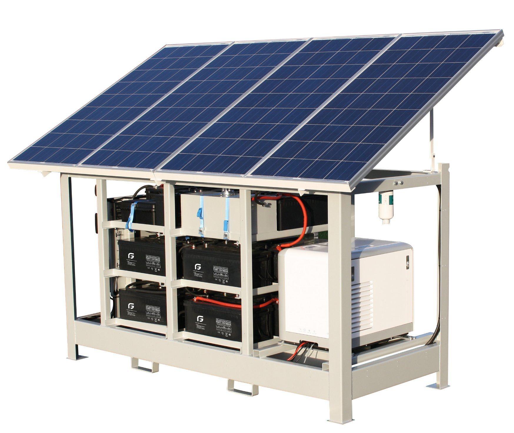 Автономное электроснабжение дома: выбор системы автономного электроснабжения