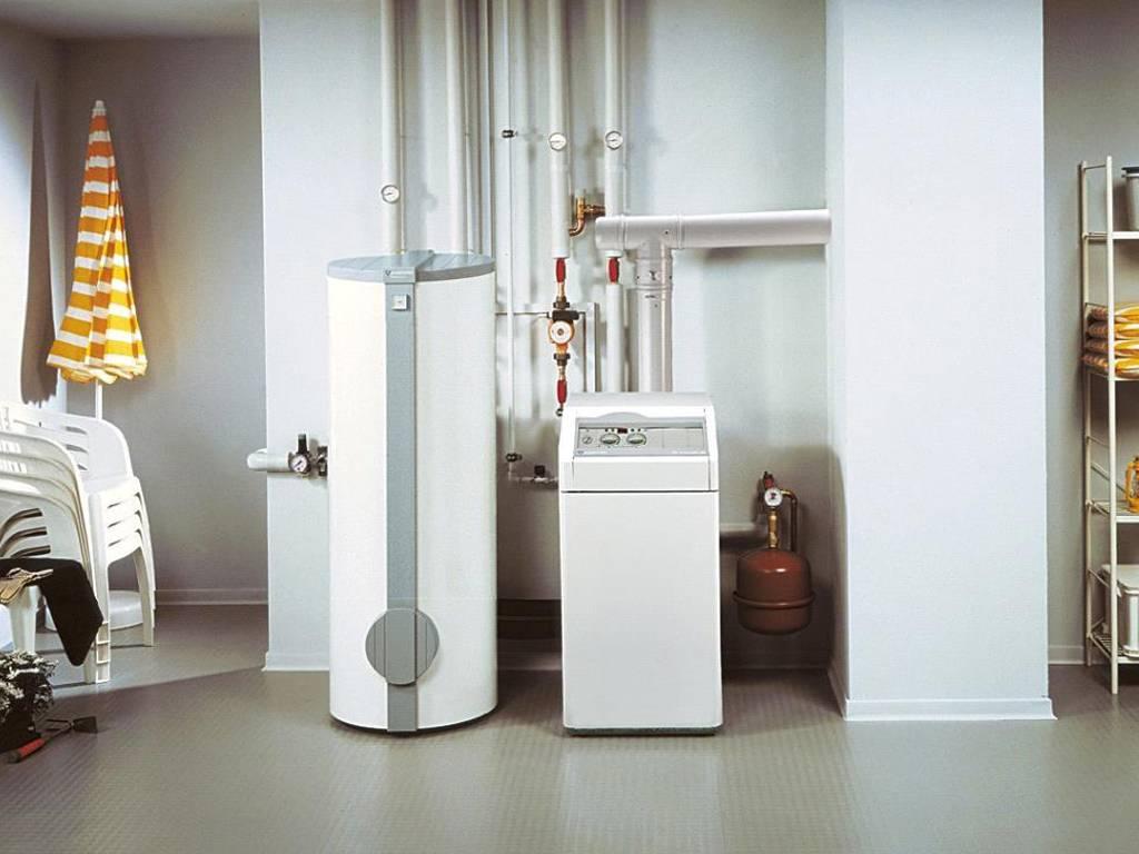 Сравнение вариантов автономного отопления в квартире - точка j