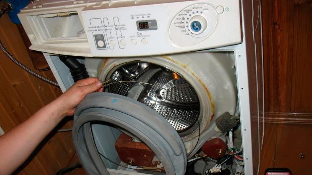 Ремонт электронного блока стиральной машины samsung