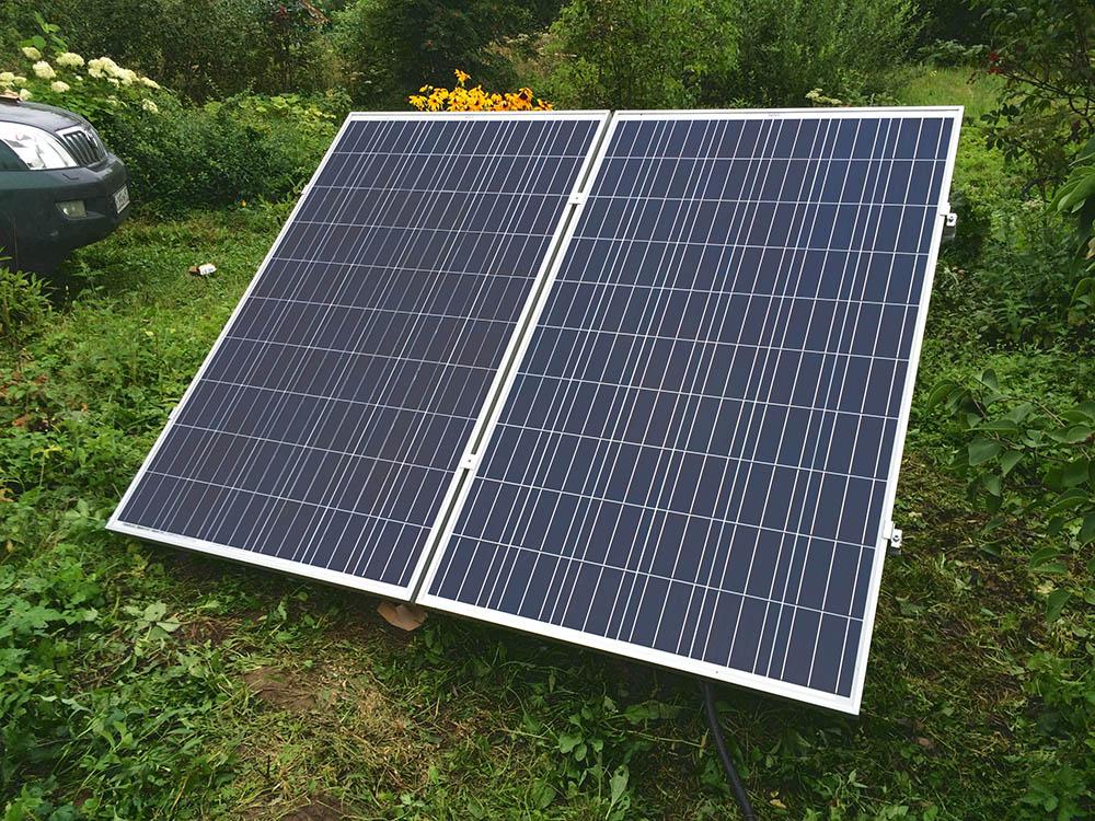 Солнечные батареи для отопления частного дома, схема, преимущества
