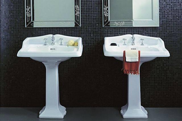 Маленькая раковина — основные правила выбора компактных моделей и рекомендации по их применению в дизайне интерьера ванной комнаты (110 фото)