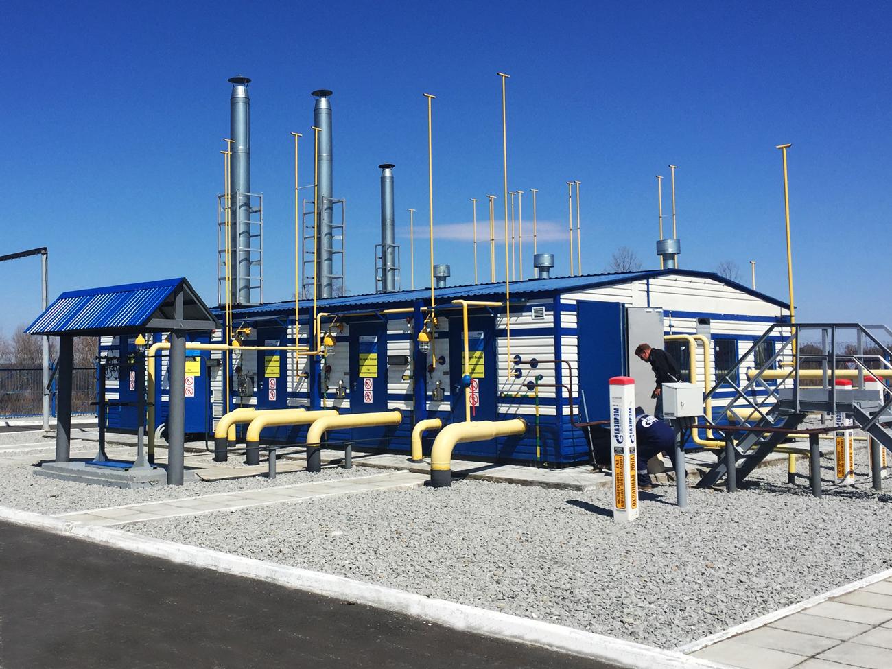 Получение ту техусловий на газ, технические условия на подключение газа