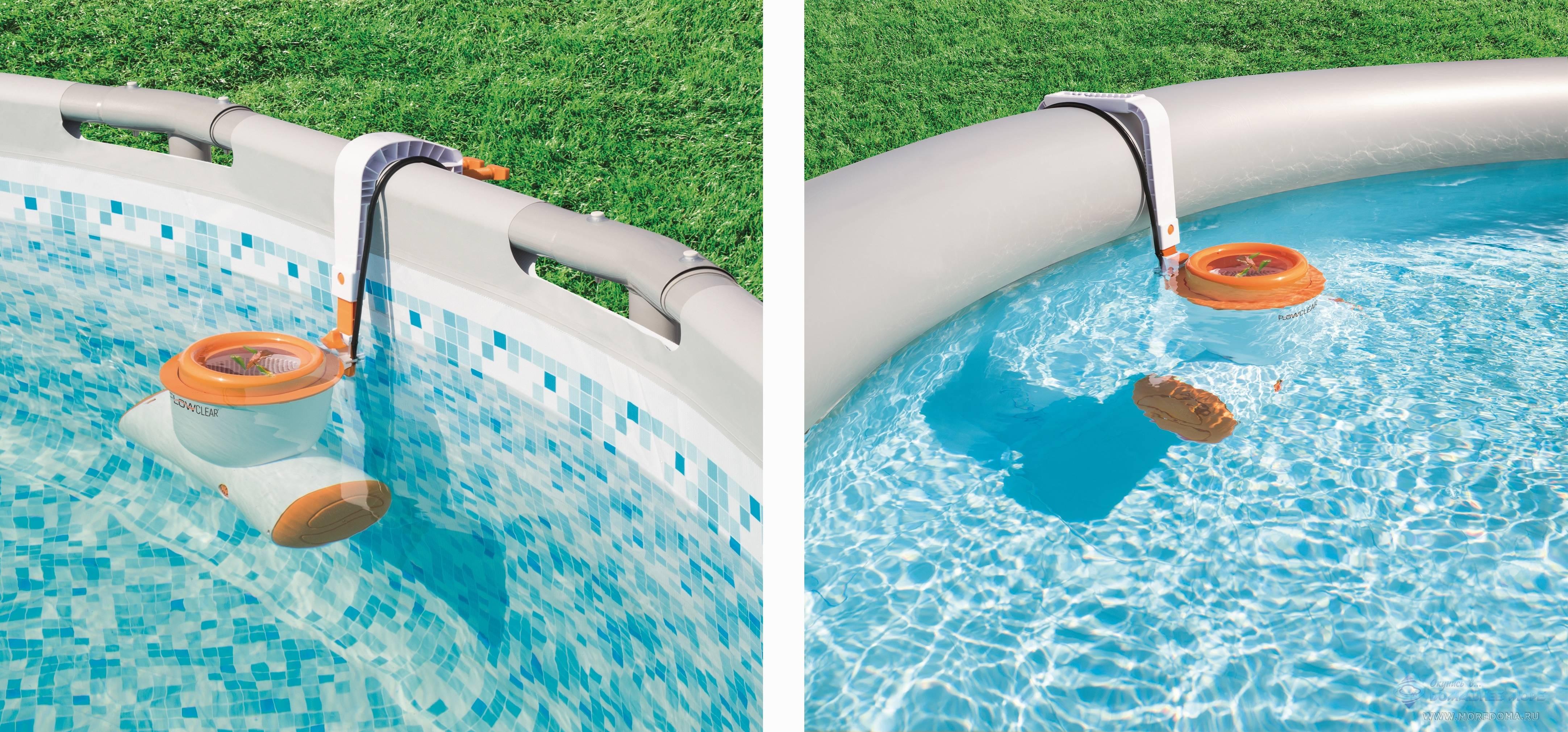 Фильтр для бассейна: виды, какой выбрать, обслуживание и ремонт