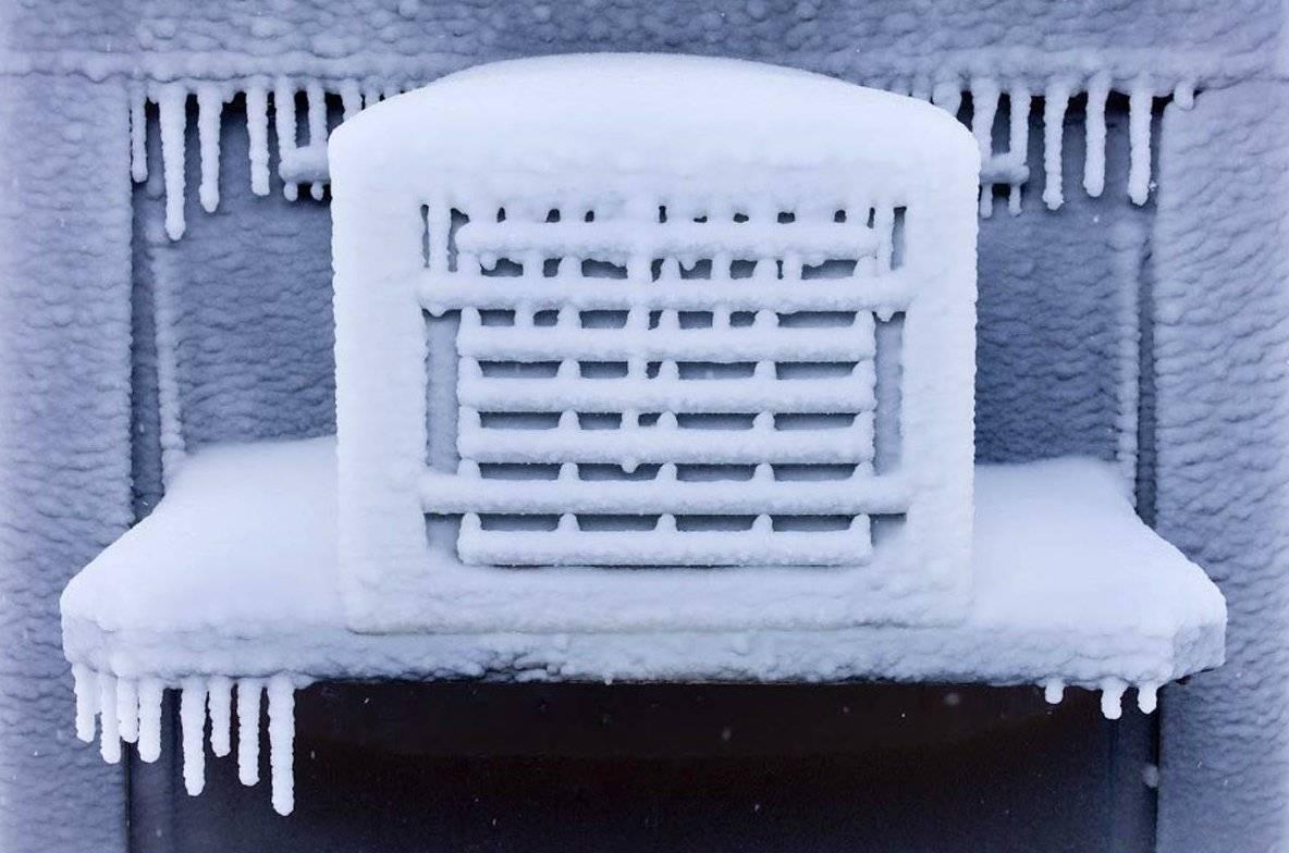 Отопление кондиционером обогрев загородного дома зимой, личный опыт отопления частного дома с помощью кондиционирования