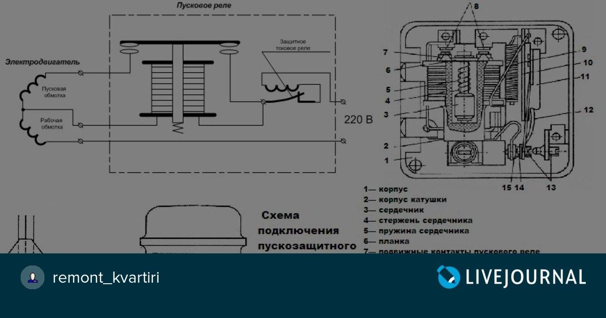 Как проверить реле холодильника пусковое с компрессором на работоспособность