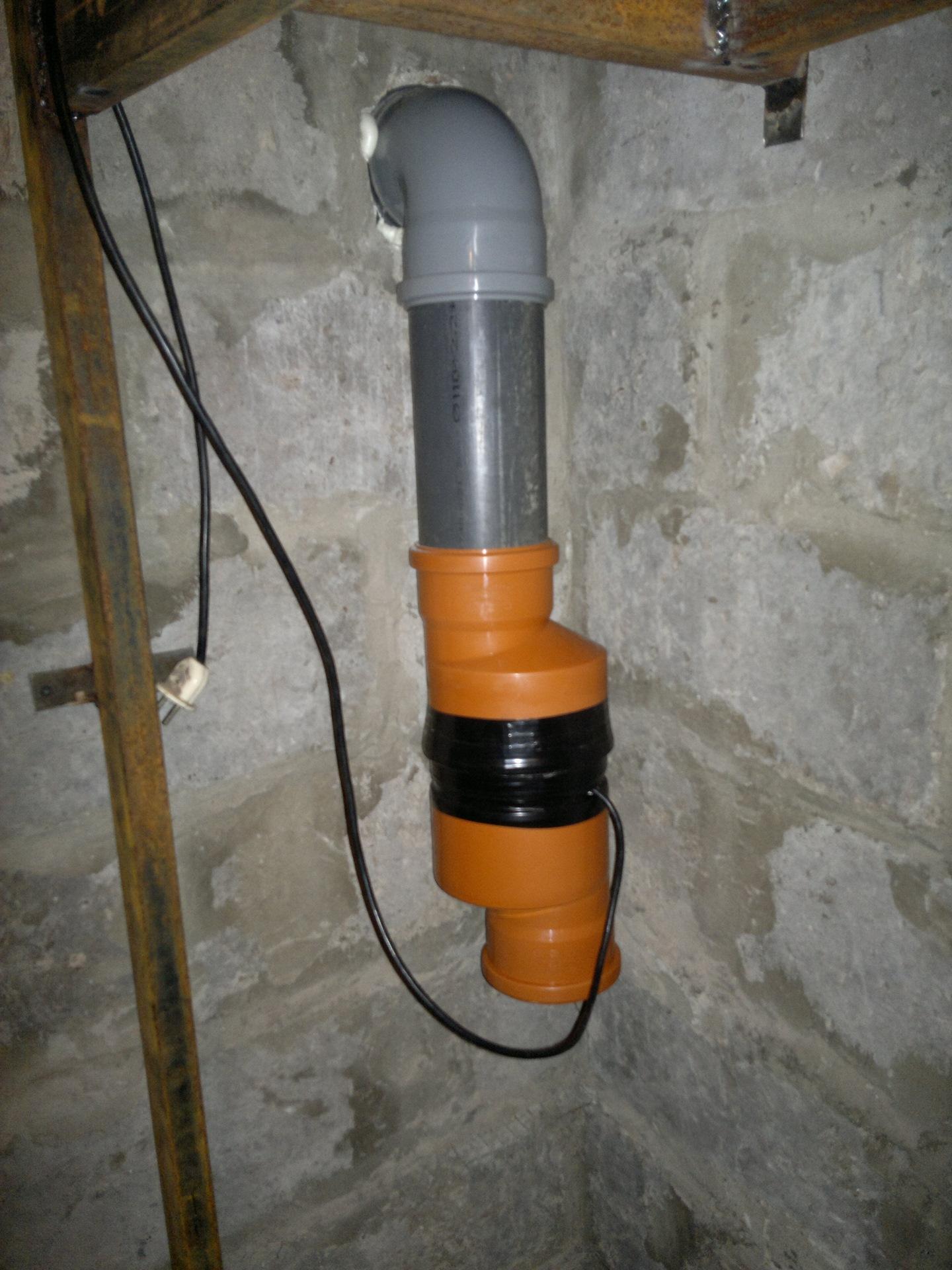 Вентиляция в частном доме из пластиковых труб: диаметр, высота и порядок монтажа вентиляционной вытяжки