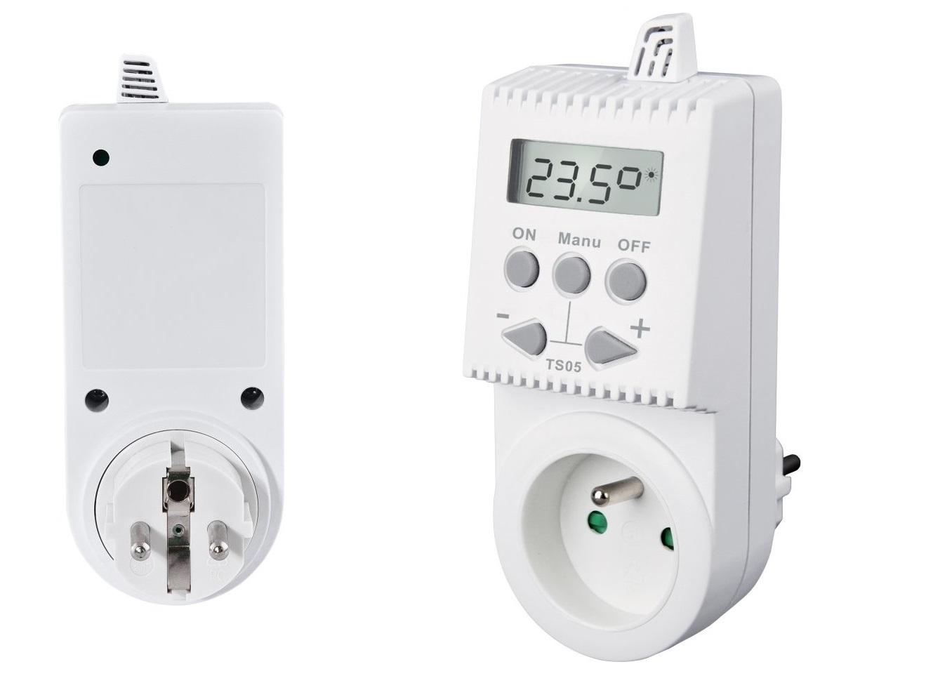 Схема простого терморегулятора для сборки в домашних условиях