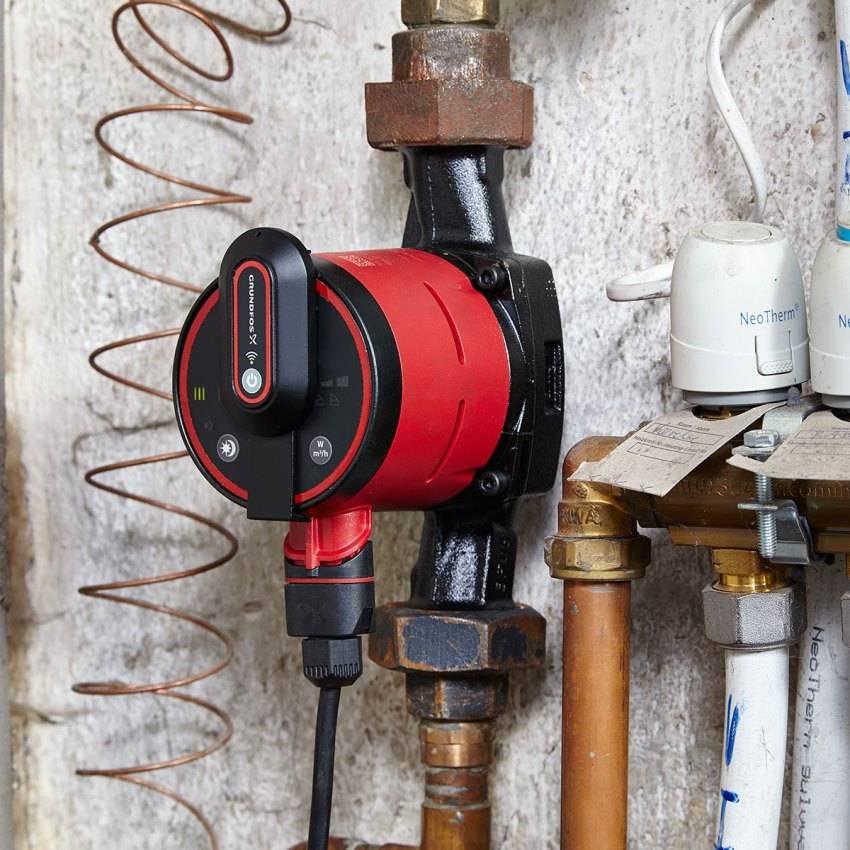 Подбор циркуляционного насоса: устройство, виды и правила выбора насоса для отопления